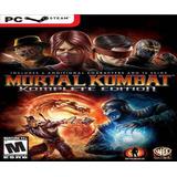 Mortal Kombat 9 Pc Digital Español Torrbian Games Envio Ya!