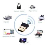Receptor Bluetooth 4.0 Usb Transmision Hasta 100 Metros