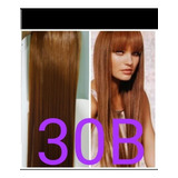 Extension Cabello Color Cobrizo  Largo 60cm 3 Capas