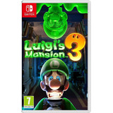 Luigis Mansion 3 Nintendo Switch Envio Gratis