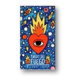 Cartas De Tarot Del Fuego Fournier