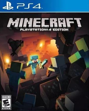 Fisico En Español Nuevo Minecraft Playstation 4 Envío Gratis