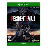 Resident Evil 3 Remake - Xbox One Entrega Immediata - Digita