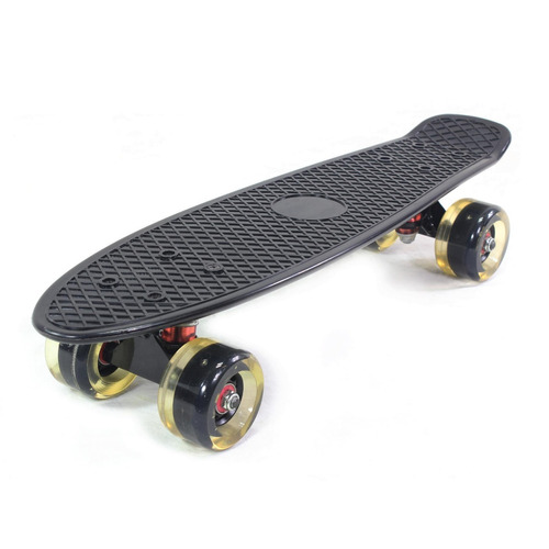 b3bd58d032 Patineta Tipo Penny Mini Skate Longboard Llantas Goma Diseño