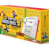Nintendo 2ds + Juego New Super Mario 2 + Protector Pantalla