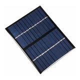 Uxcell 1.5w 12v Pequeño Modulo De Panel Solar Diy Polisilic