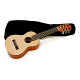 Guitalele Yamaha Gl1 6 Cuerdas Nylon Guitarra Tamaño Ukulele