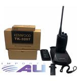 Radio De Comunicación Kemwood Tk-3207 + 2 Baterias Uhf O Vhf