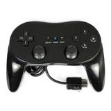 Control Classic Pro Para Wii Y Wii U,  Nuevo Clasico