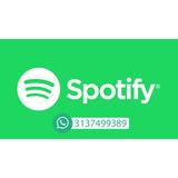 Spotyfi Premium Tres Meses(100 Dias) Entrega Inmediata