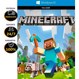 Minecraft Windows 10 Edition Entrega Inmediata Codigo Full
