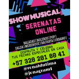 Show Musical Online Para Tus Eventos 320 2016041