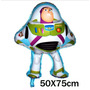 Hermoso Globo Buzzlightyear 50 X 75cms''