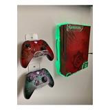 Soporte Base Pared  Con Luz Led Rgb Para Consola Xbox One S