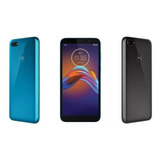 Celular Motorola Moto E6 Play 32gb 2 Ram Lector Huella 4g