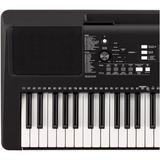 Piano Yamaha Psr-e363 + Forro, Adapt, Dvd Y Envío. Citimusic
