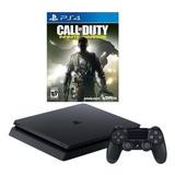 Consola Ps4 Slim 500 Gb Call Of Duty Infinite