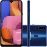 Celular Samsung Galaxy A20s 32gb Octa Core 4g Lte