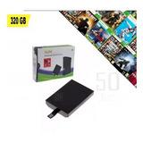 Disco Duro 320 Gb Xbox 360 Slim 5.0 O Lt6  + Envio