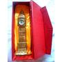 Torre Big Ben En Cristal Con Luces Y Reloj Funcional (usada)