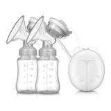 Extractor Doble Leche Materna Electrico Lactancia