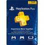 Playstation Plus 1 Año Codigo Americano Plus 12 Meses Ps4