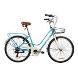 Bicicleta Dtfly Playera Tokyo 2019 Shimano Cambios Tipo Moto