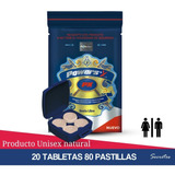 Power Sex 20 Tabletas 60 Pastillas Potenciador Original