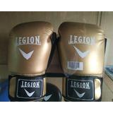 Guantes De Boxeo Edición Especial 14oz Profesional Legion