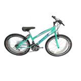Bicicleta Todo Terreno Rin26 En Acero, 18 Vel. Aro D/p