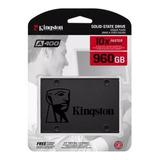 Disco Duro Solido Ssd Kingston 1tb (960gb) A400 Sata Iii