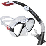 Careta Y Snorkel Aqualungcombo L1002566