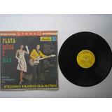 Lp Vinilo  Pedro Jairo Garces Playa Brisa Y Mar 1974