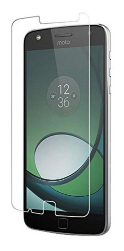 Protector Vidrio Templado Biselado Motorola Moto Z Play