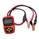 Probador Analizador Baterias Voltimetro 12v Lcd Para Motos