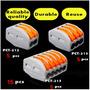 Conectores Para Alambre Y Cable  15unds.x 2p,3p,5p