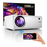 Proyector, Yaber Y61 Mini Proyector Wifi 5500 Lux Full Hd 1