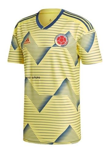 1ddd323d3dbd91 Camiseta Colombia 2019 adidas Copa America 2019 Hym Env Grat