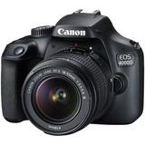 Camara Canon Eos 4000d- Rebel T100 + 18-55mm