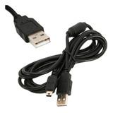 Cable De Datos Y Carga 1.8 Mts Play3 Control Sony Ps3