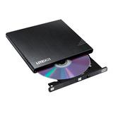 Unidad Dvd Cd Externa Quemador Liteon Ebau108 Ultra Slim @as
