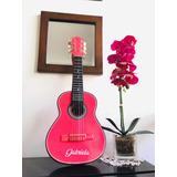 Guitarra Acústica Forro Niños , +método Aprendizajelimpiador