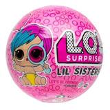 Muñeca L.o.l. Lol  Surprise Lil Sister Serie 4 Original