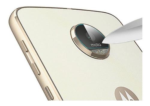Protector Lente Vidrio Cámara Principal Motorola Z3 Play