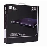 Quemador Blue Ray Externo Lg