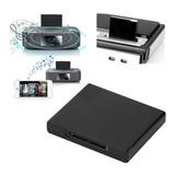 Adaptador Bluetooth Para Dock 30 Pines iPhone - iPod