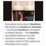 Keratina Kera-fruit De Chocolate - L a $27500