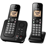 Teléfono Inalámbrico Panasonic Conte Tgc362