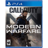 Call Of Duty Modern Warfare Ps4 Juego Playstation 4