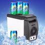 Nevera Portatil Refrigerador Carro 6 Litros 12v Frio/calor